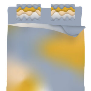 Suur voodipesukomplekt Hiired jäätisejahil